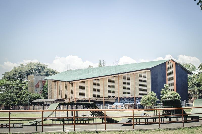 Saparua Hall royalty free stock image