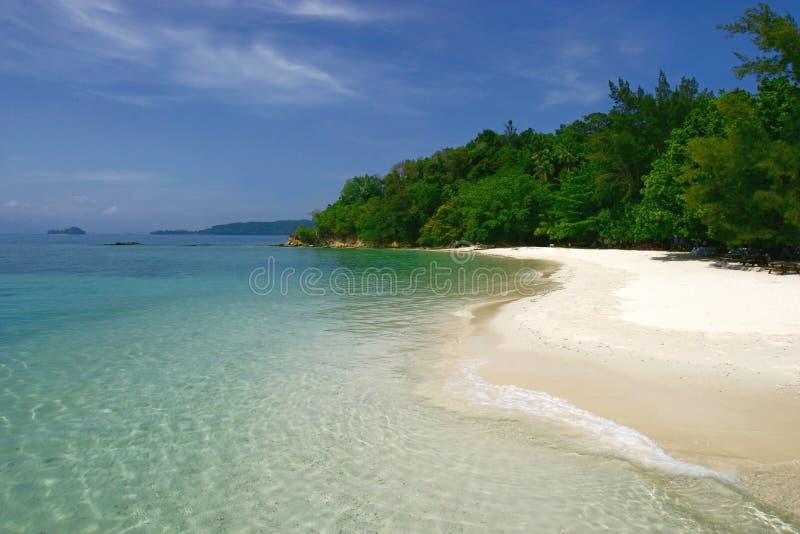 Sapi海岛 免版税库存照片