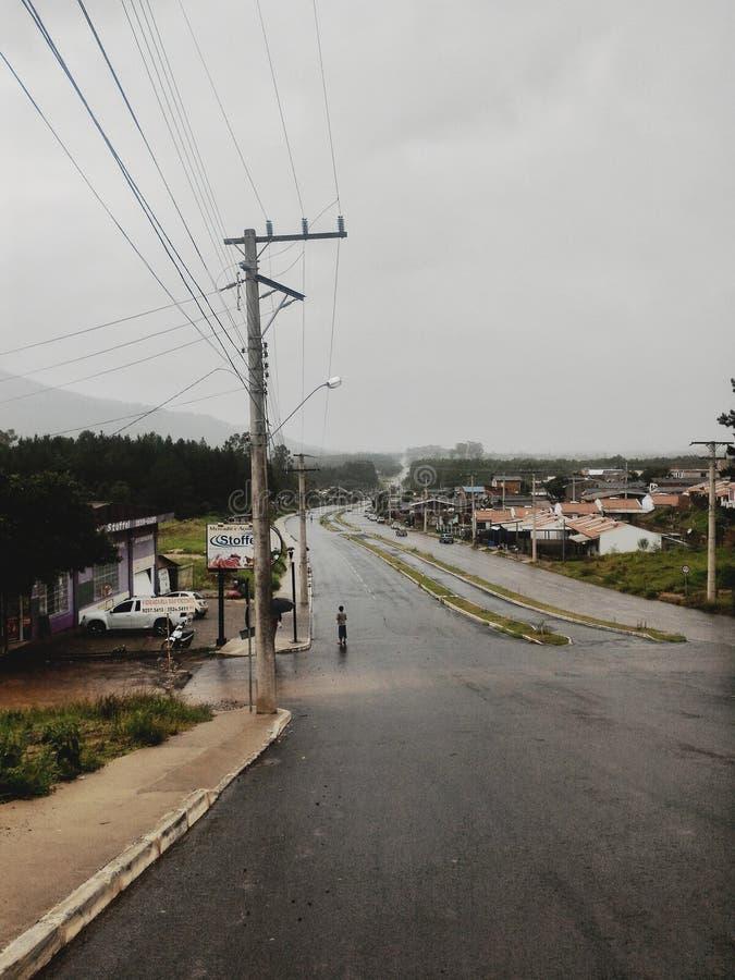 Sapiranga,巴西 免版税库存照片