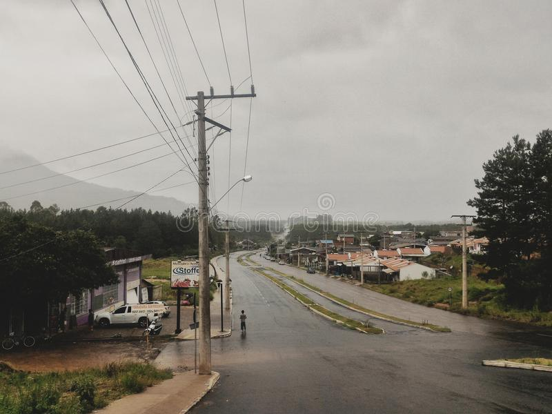 Sapiranga,巴西 库存图片