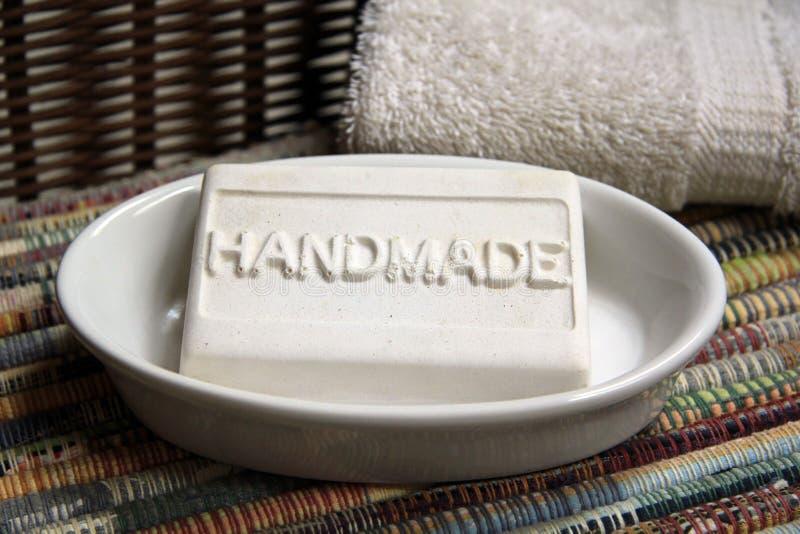 Sapone Handmade immagine stock