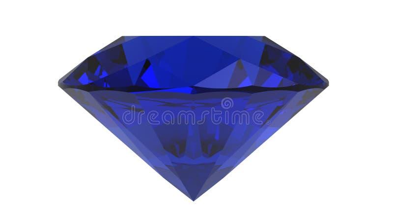 Sapphire vector illustration