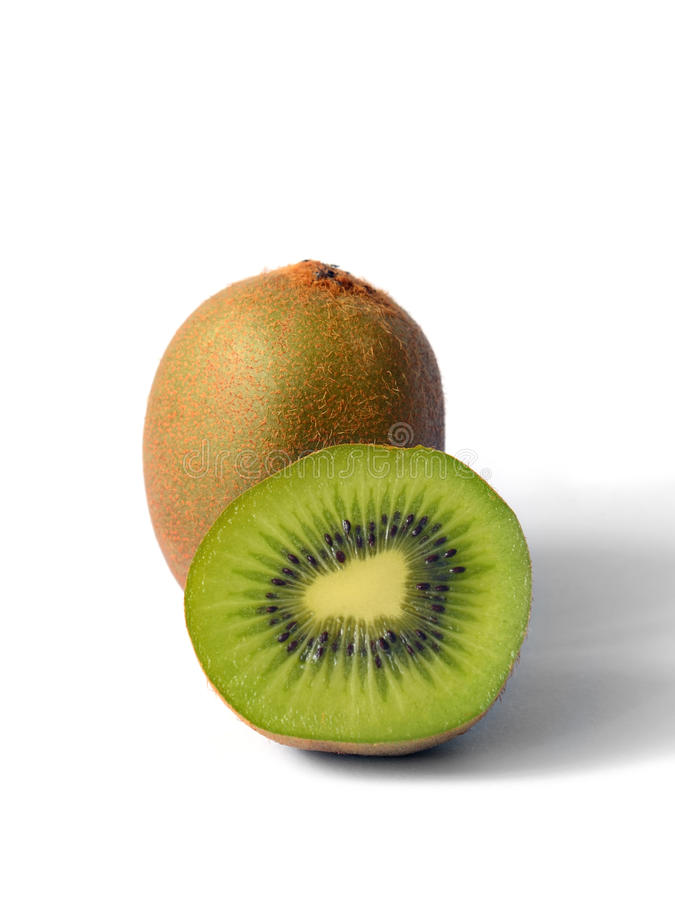 Sappig kiwifruit royalty-vrije stock fotografie
