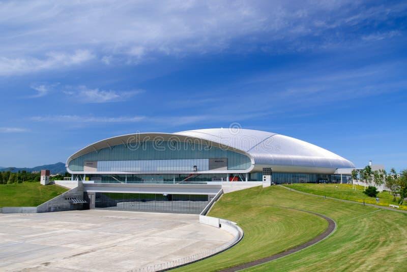 Sapporo Dome. In Hokkaido, Japan royalty free stock photography