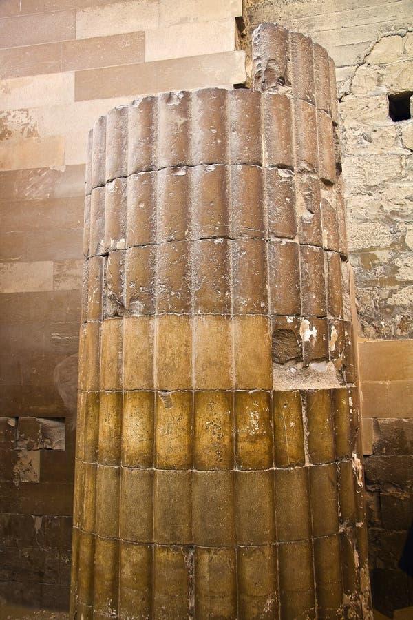 Saqqara stock afbeelding