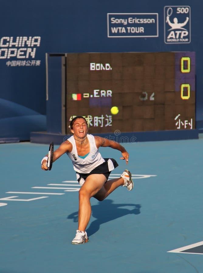 Download Sara Errani (ITA), Professional Tennis Player Editorial Photo - Image: 11688671