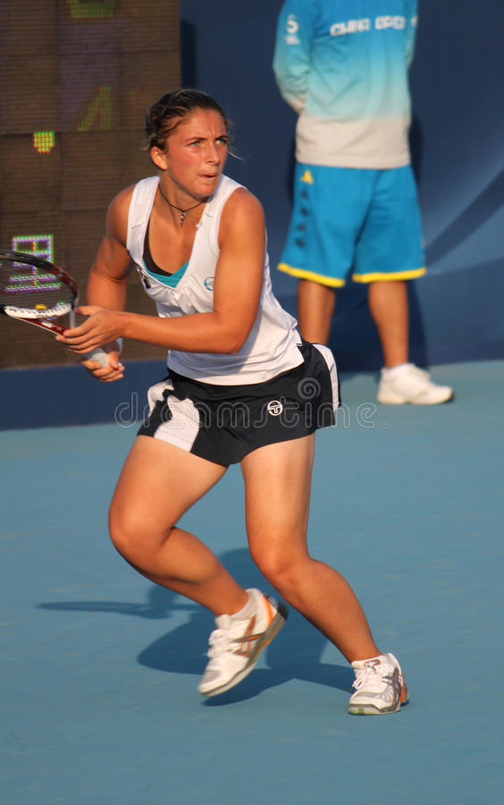 Free Sara Errani (ITA), Professional Tennis Player Stock Photography - 11688772