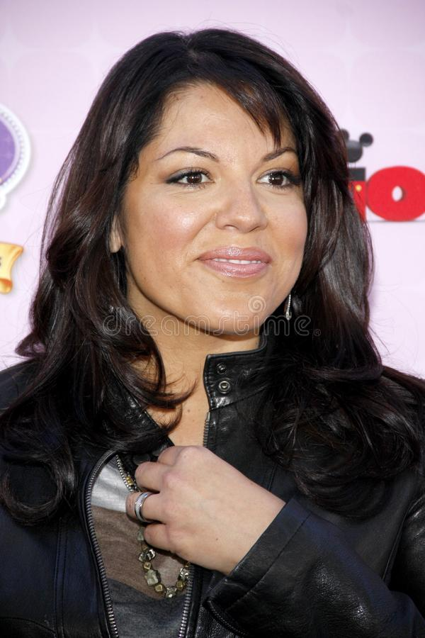 Sara Ramirez royalty-vrije stock foto