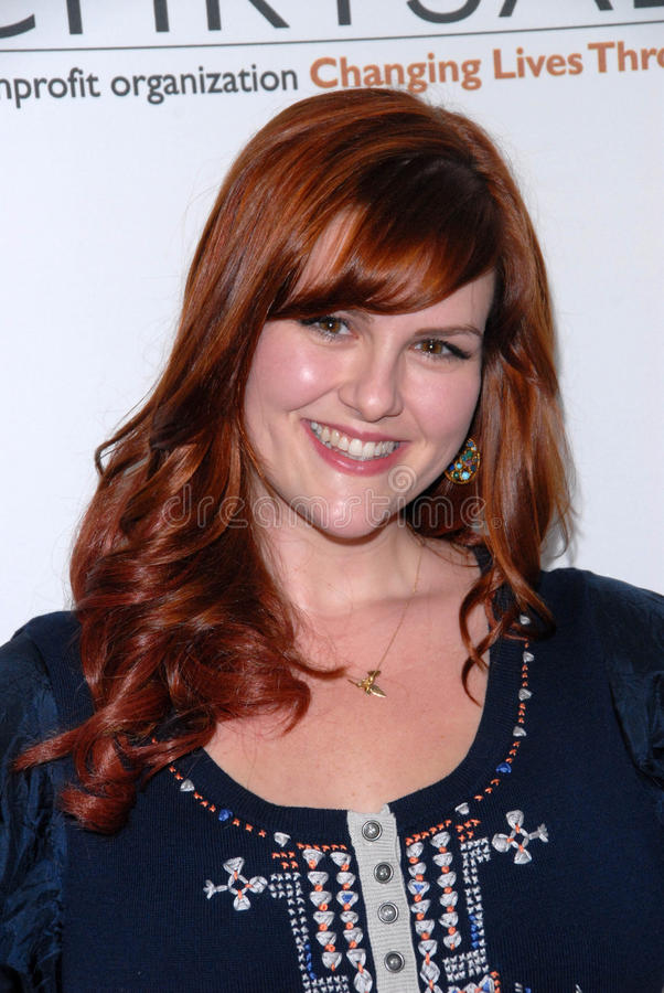 Download Sara Rue editorial stock photo. Image of tournament, casino - 25585973