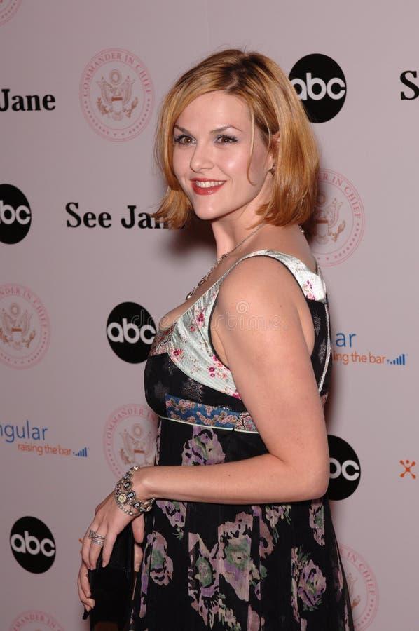 Download Sara Rue editorial stock image. Image of actress, screening - 25674589