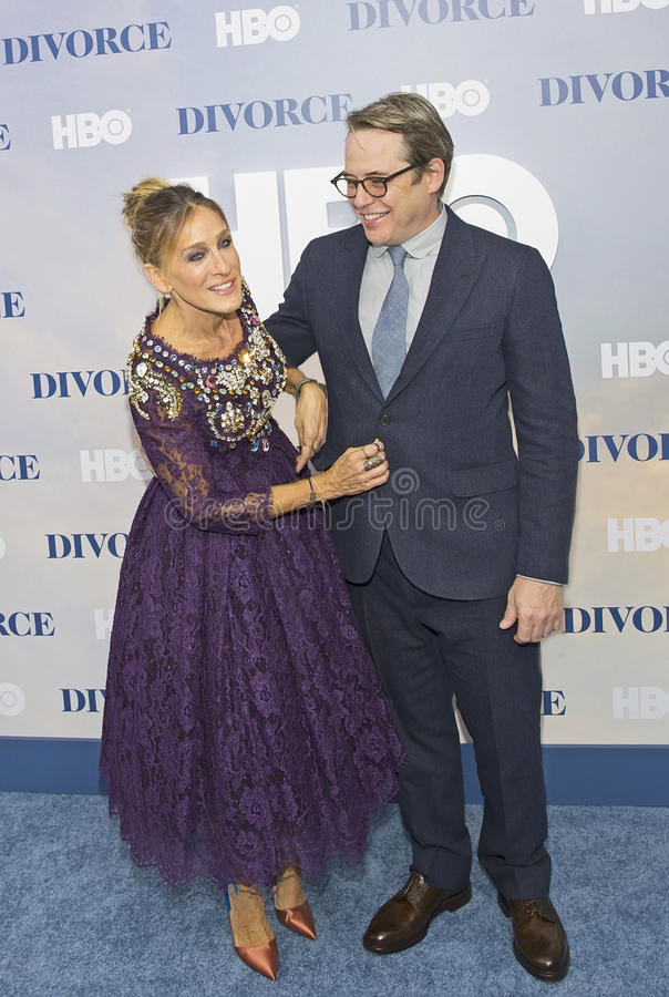 Free Sarah Jessica Parker And Matthew Broderick Royalty Free Stock Photography - 78342667