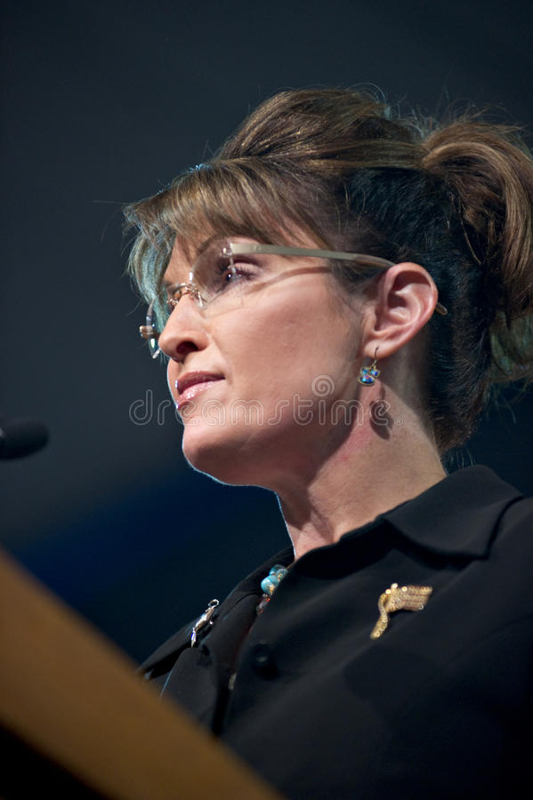 Download Sarah Palin editorial photo. Image of republican, rally - 13648251