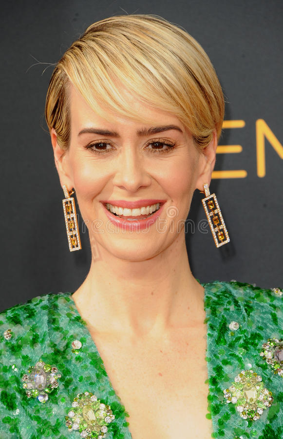 Sarah Paulson photos stock