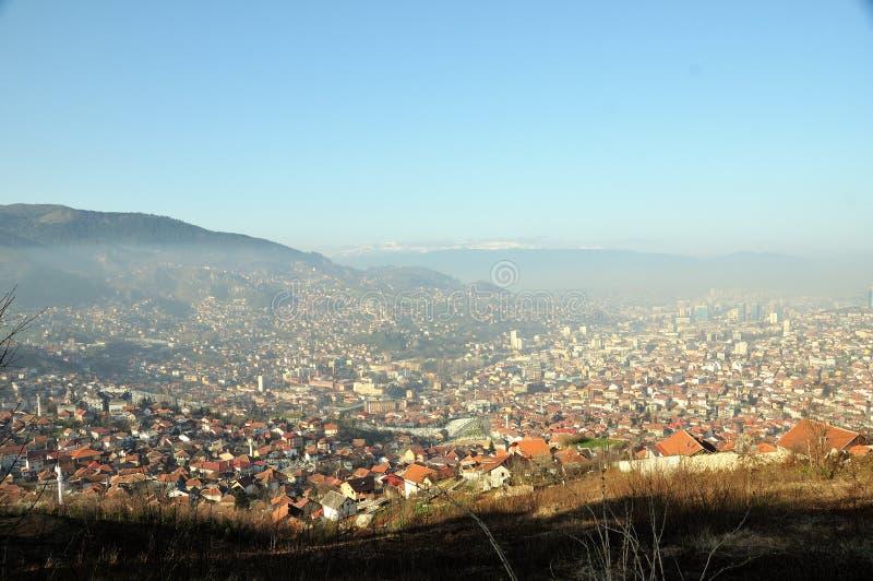 Sarajevo 05 fotografia stock