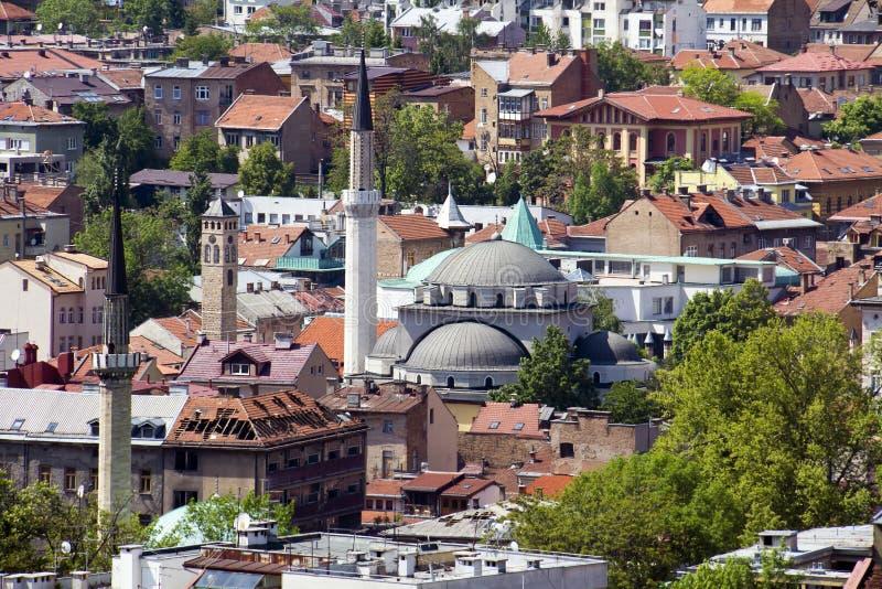 Sarajevo fotografia stock libera da diritti