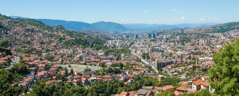Sarajevo image libre de droits