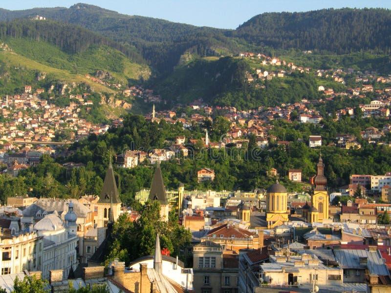 Sarajevo photos libres de droits