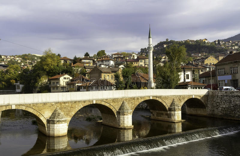 Sarajevo royalty-vrije stock fotografie