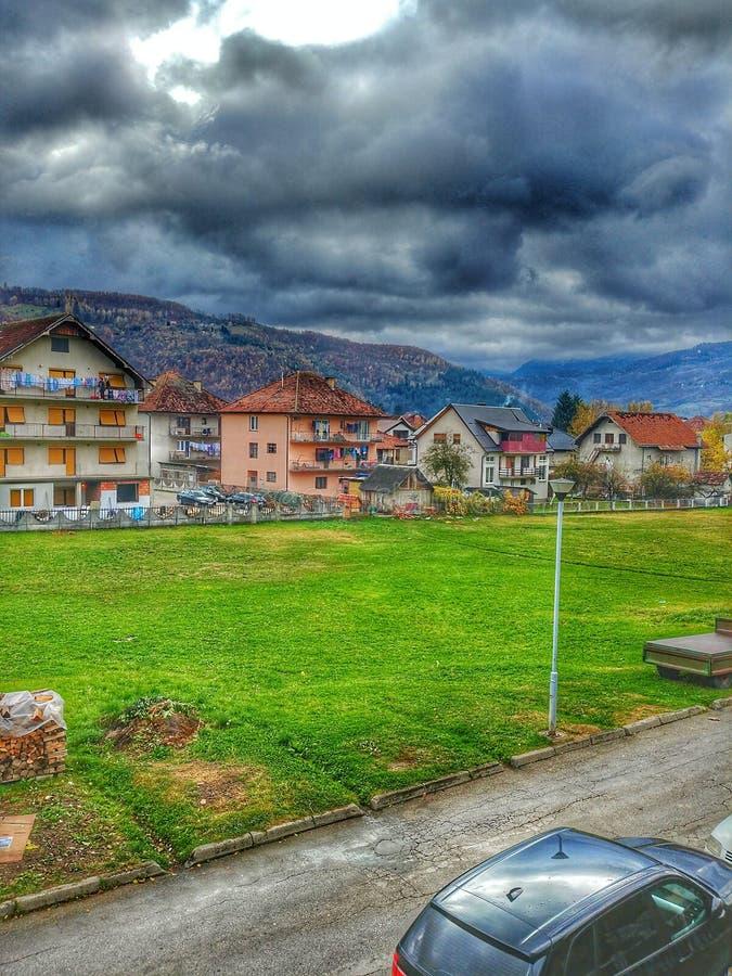 Sarajevo Bosnia imágenes de archivo libres de regalías