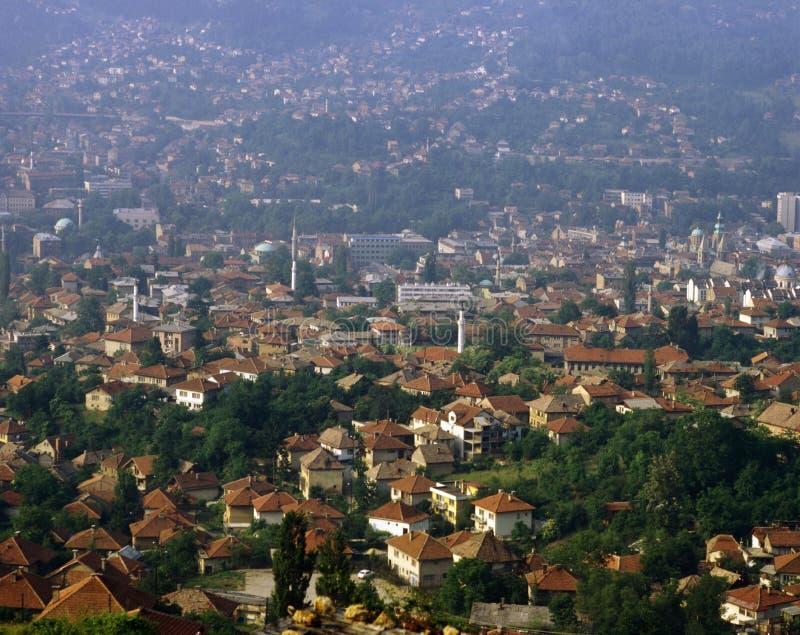 Sarajevo, Bosnia royalty-vrije stock foto