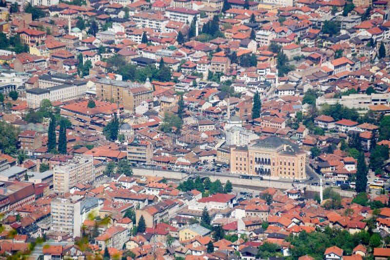 Sarajevo, Bosnia and Herzegovina royalty free stock photography