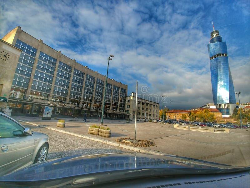 Sarajevo Bosnie image libre de droits