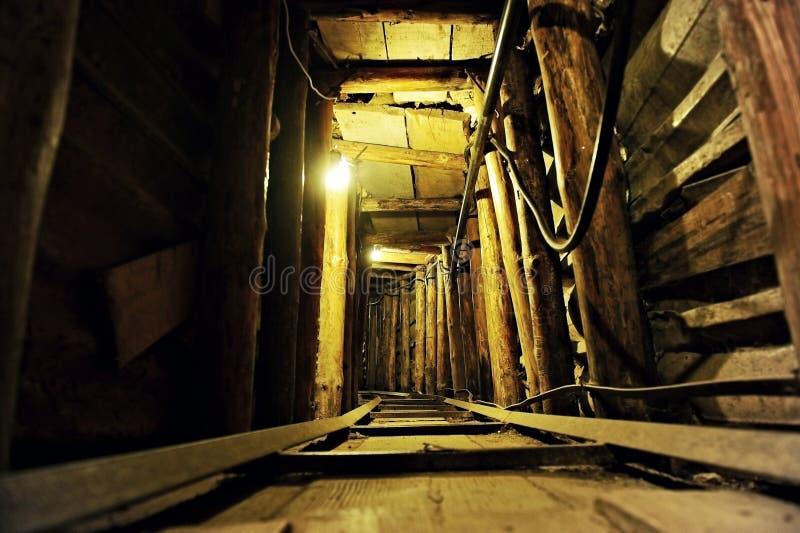 Sarajevo War Tunnel stock image