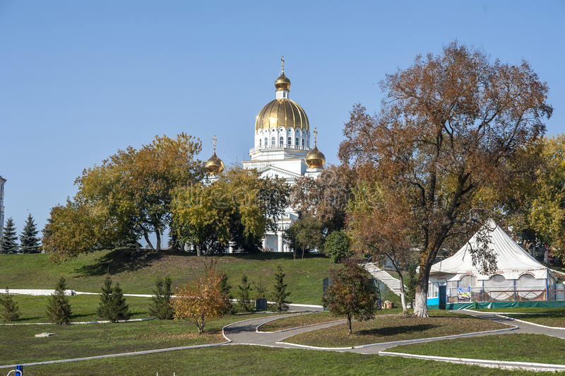 Saransk fotografia royalty free