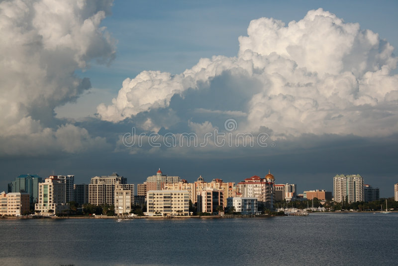 Sarasota imagen de archivo libre de regalías