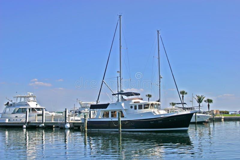 Sarasota jachtów bay obrazy stock