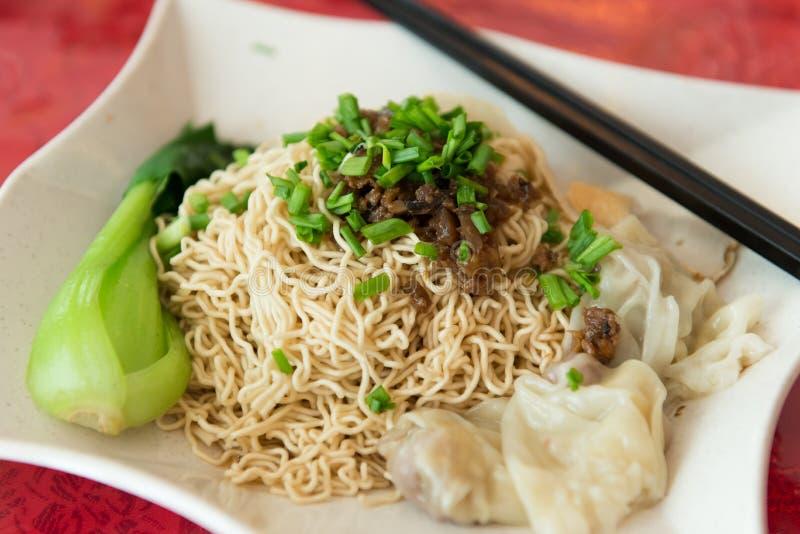 Download Sarawak Chinese Noodle Kampua Stock Image - Image of breakfast, oriental: 29298217