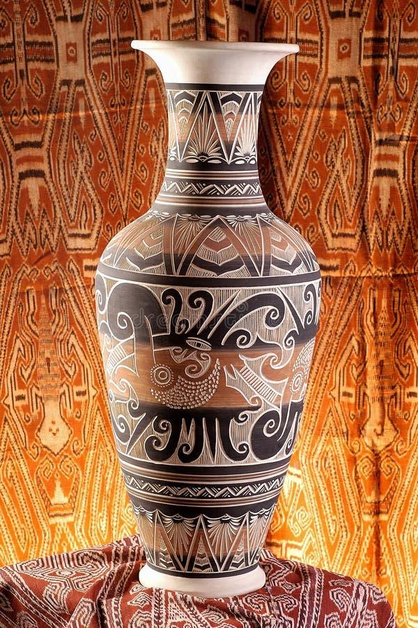Sarawak krukmakeri arkivfoton