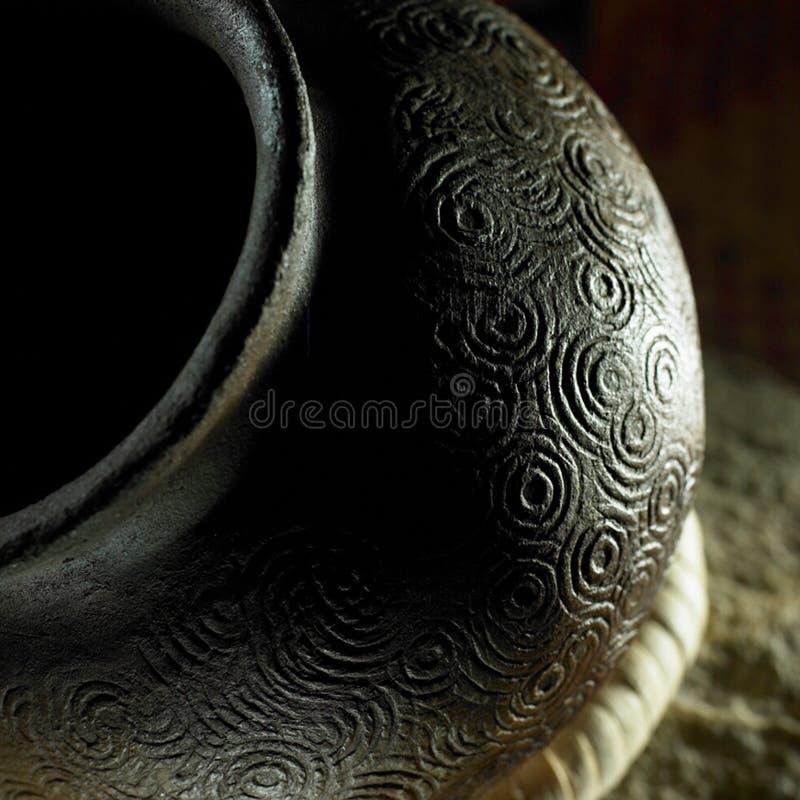 Sarawak Pottery stock photography