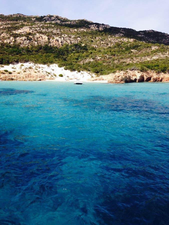 Sardegna-Erfahrung lizenzfreies stockfoto