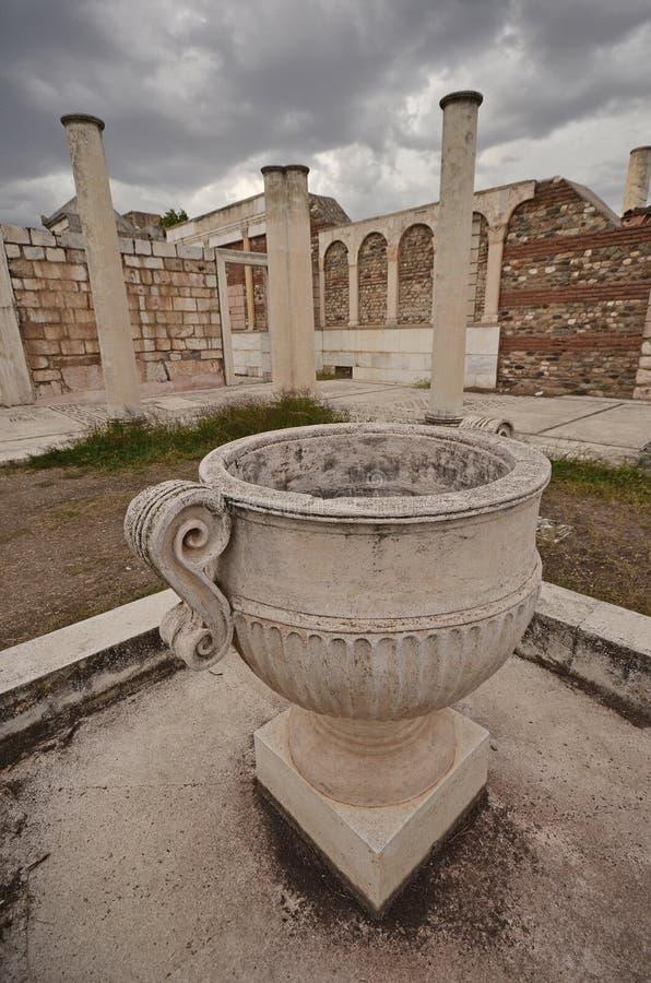 Sardes, Manisa, Turquia imagens de stock royalty free