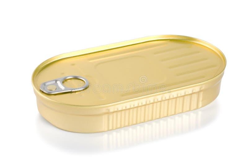 Sardine inscatolate fotografia stock