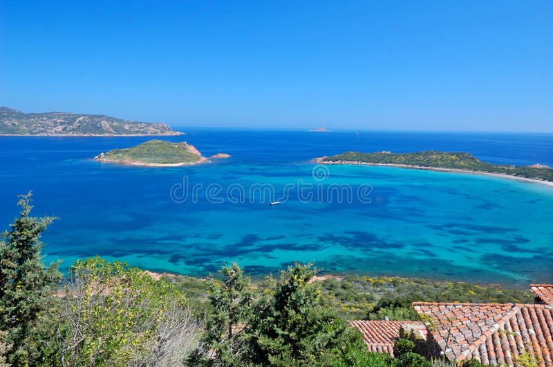 Download Sardinia stock photo. Image of summer, direction, clear - 19656682
