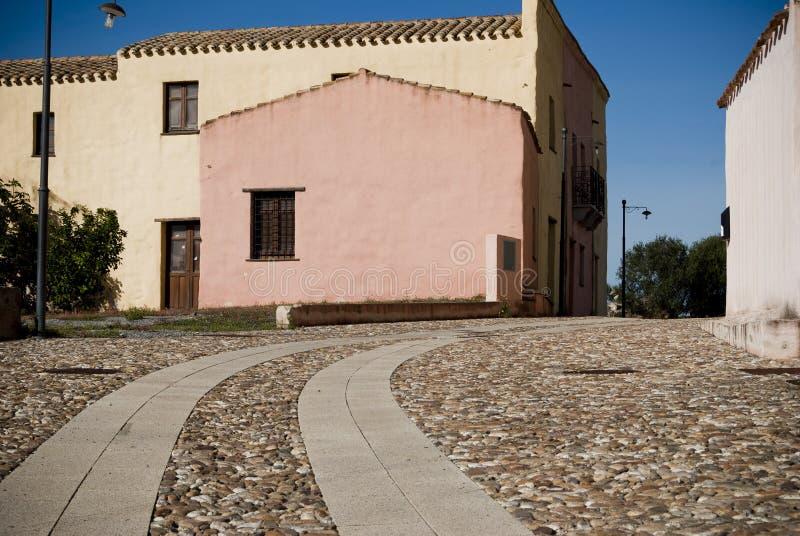 Download Sardinia.Abandoned Old Village Stock Photo - Image: 35122424