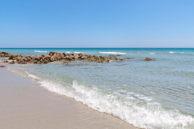 Download Sardinia beach stock image. Image of scenics, panorama - 21073555