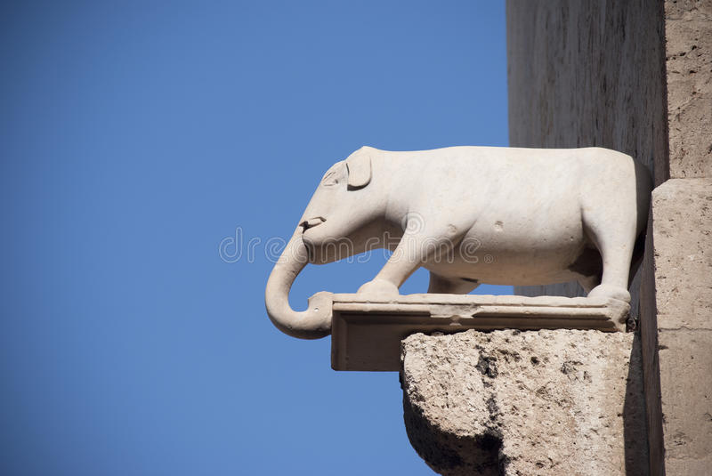 Sardinia.Cagliari landmark stock photos