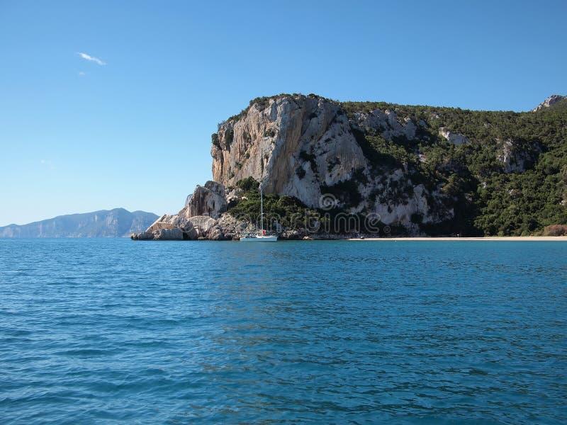 Sardinia coast stock photos