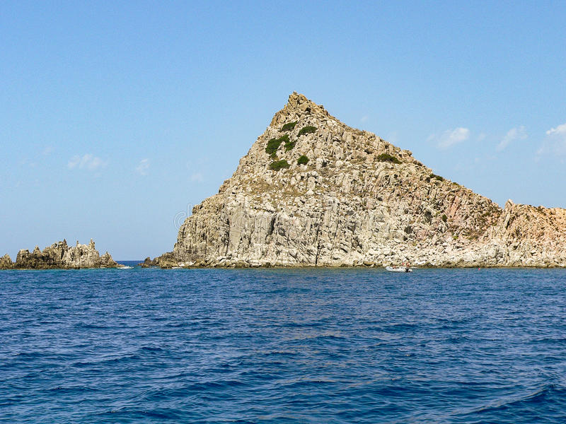 Sardinia. Geological landscapes royalty free stock images