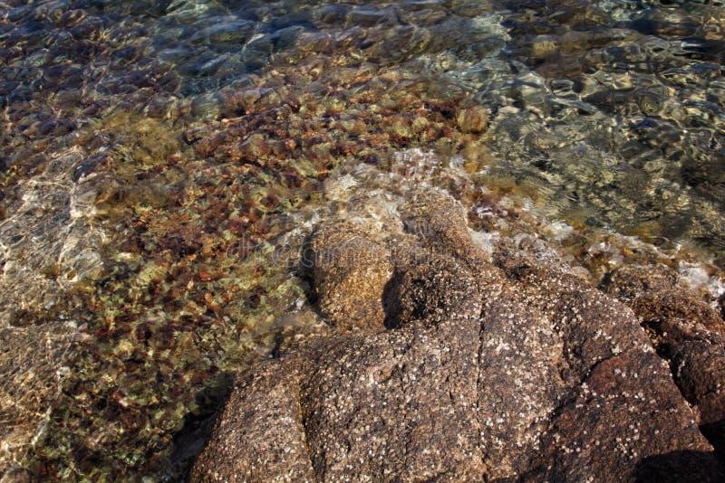 Sardinia plaża zdjęcie stock