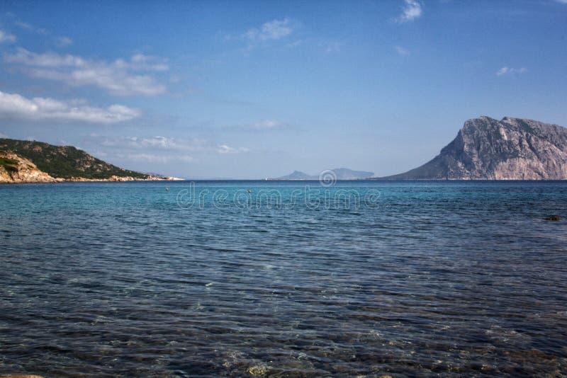 Sardinia plaża fotografia royalty free
