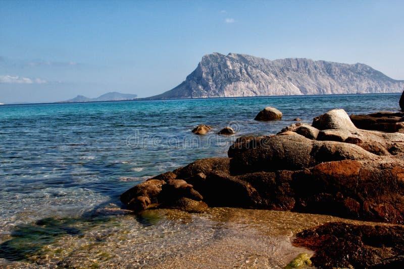 Sardinia plaża zdjęcia royalty free