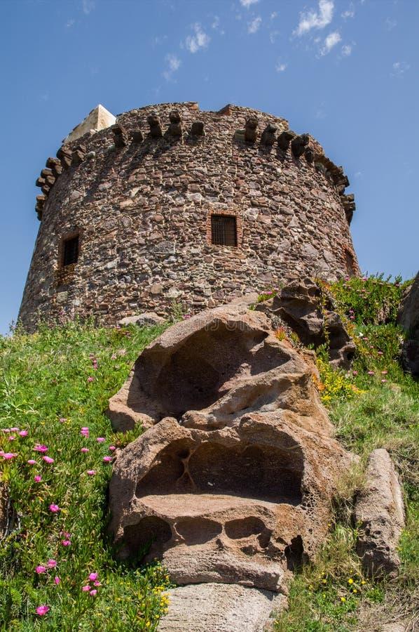 Sardinia. Portoscuso stock images