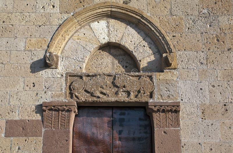 Sardinia. Tratalias royalty free stock photo