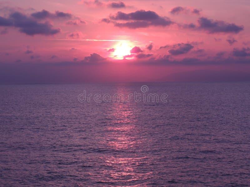 sardinia wschód słońca fotografia royalty free