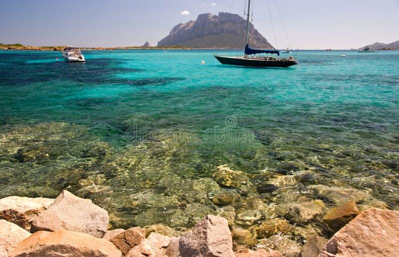 Sardinian holidays royalty free stock photo