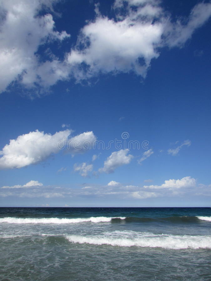 Sardinian sea royalty free stock images